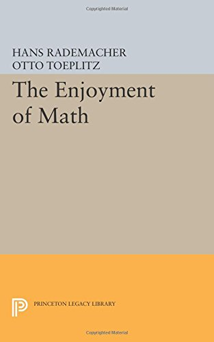Enjoyment of Math: Selections from Mathematics for the Amateur (Princeton Legacy Library)
