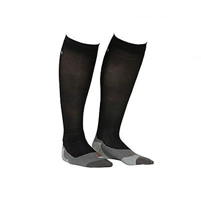 GOCOCO Sports Compression Socks Knee High, Black