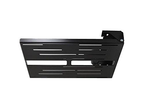 MonLines elektrische Deckenhalterung Metall schwarz 55.6 x 44.4 x 82.5 cm