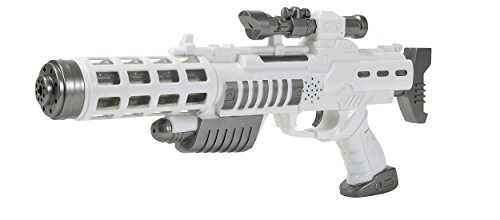 (Simba 108046945 - Planet Fighter Light Blaster Gewehr)