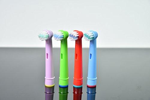 Hofoo- cabezales cepillo dientes eléctrico niños