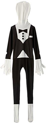 Morphsuits Smoking Costume Premium per Bambini Perfetto per Halloween o Carnevale - Small