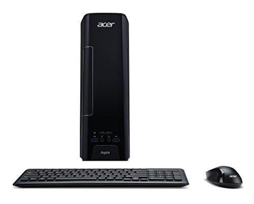 Acer Aspire XC-780 Desktop PC (Intel Core i5-7400, 8GB RAM, 256GB SSD, Intel HD, DVD, Win 10) - Desktop-tower Kleine