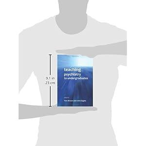 Teaching Psychiatry to Undergraduates