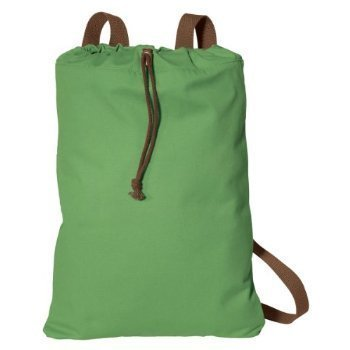 port-authority-canvas-cinch-pack-drawcord-toggle-soft-green-chocolate-one-size-by-port-authority
