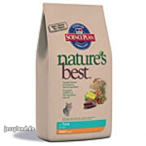 Hills Natures Best Adult Tuna Cat Food 300g by Hills