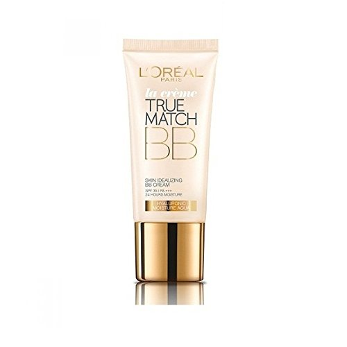 L'Oreal Paris True Match BB La Creme, Gold BB G2, 30ml