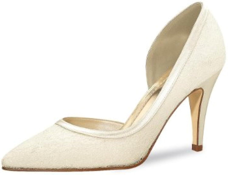 Elsa Coloures Shoes , Escarpins pour femme femme pour IvoryB00IDH01JWParent fe3f48