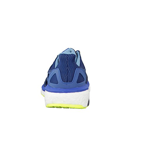 adidas Energy Boost M, Scarpe Running Uomo Blu (Blue Night/blue Night/solar Yellow)