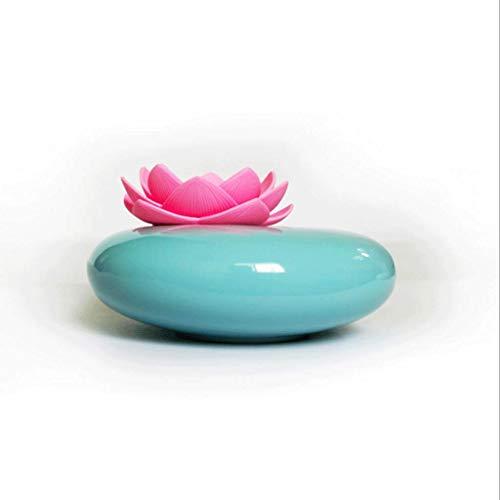 QARYYQ Umweltfreundlicher aromatischer Luftbefeuchter, stummes Aroma-Diffusor-Büro von USB im Büro Couchtisch Schlafzimmer mit Luftbefeuchtung, Vier Farben optional Luftbefeuchter (Color : A) - Aromatische Nachfüllen