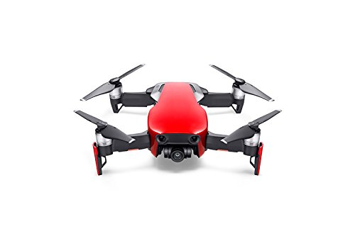 DJI Mavic Air Fly More Combo Drone Color Rojo