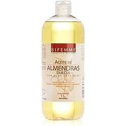 Bifemme Aceite Almendras Dulces - 1000 ml