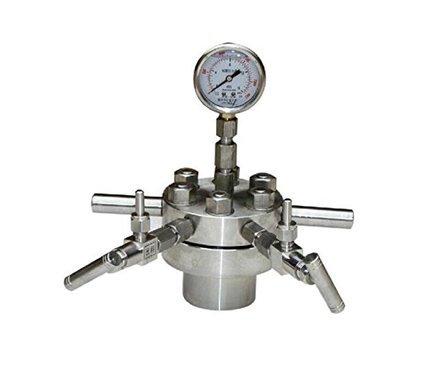 Huanyu 300ml 350℃ 22MPa hydrothermalen Synthese Reactor Hohe Druck Autoklaven Reactor Verdauung Tank angepasst