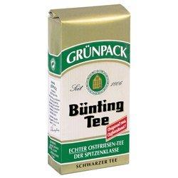 Bünting Tee Grünpack 500g