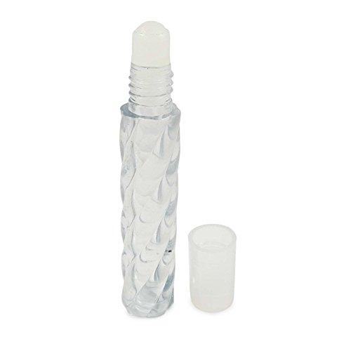 tstoff Roll-On Parfümflaschen nachfüllbar Ätherisches Öl Aromatherapie Roller Bottle Großhandel Attar Flasche 4 ml Roller Ball (Großes Ball Jars)