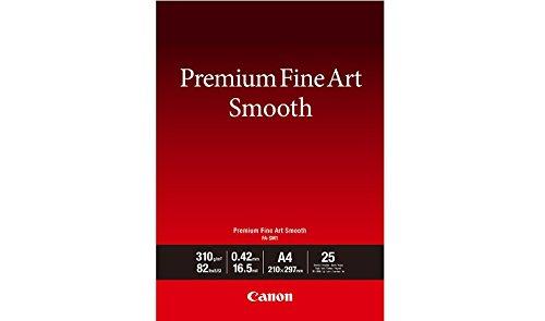 CANON FA-SM1 A2 Fine Art Papier 310 g/m² 25 Blatt - 1 Fine-art-papier