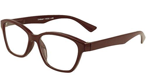 Lindauer Lesehilfe, Lesebrille, Damenbrille, Herrenbrille, Brille, Lesebrille, Sehhilfe, hohe...