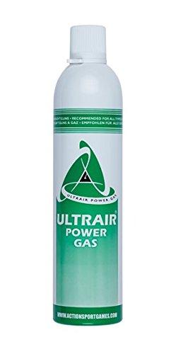 BOUTEILLE DE GAZ ULTRAIR POUR REPLIQUES AIRSOFT A GAZ