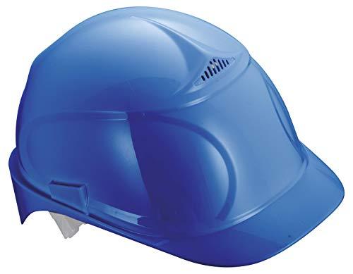 Uvex Airwing B Schutzhelm für die Baustelle - Langer Schirm - Blau