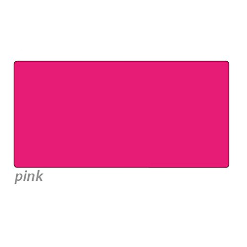 Tonpapier, 50 x 70 cm, 10 Bg., pink