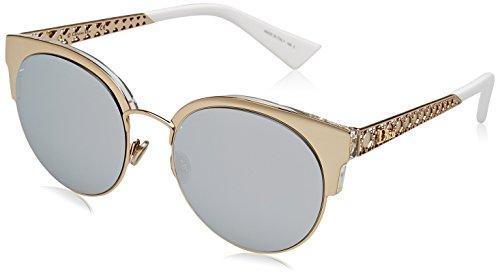 99950f8254 Dior DIORAMAMINI DC J5G Gafas de Sol, Dorado (Gold/Extra White Marl), 54  para Mujer