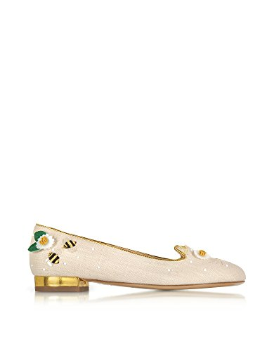charlotte-olympia-womens-c1751011289-beige-leather-flats