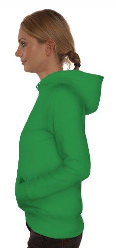 Saint Patrick´s Day St. Patricks Day Damen Kapuzenpullover I Can't Keep Calm, I'm Irish Kelly Green