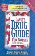 Publisher Daviss Drug Guide For Nurses 9Th Edition