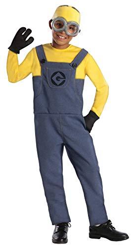 Rubie's Minions? Dave-kostüme für Kinder - 5 bis 7 Jahre (Minions-kostüm Für Kinder)