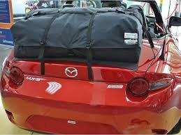 Preisvergleich Produktbild Mazda MX5heckklappengepäckträger:-boot-bag Urlaub