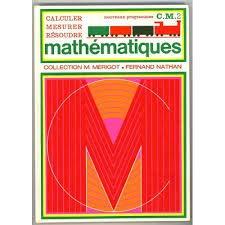 Merigot math.CM2