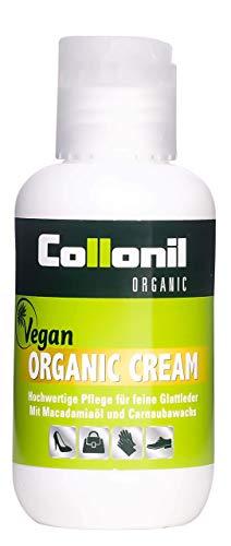 Collonil Organic Cream Schuhcreme transparent, 100 ml