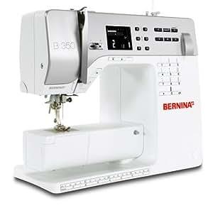 Machine à coudre BERNINA 350 + KIT COUTURE + COFFRET 18 BOBINES - Garantie 5 ans