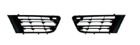 Kit grilles de pare-chocs avant supérieur Renault Scenic depuis 11/2006à 02/2009