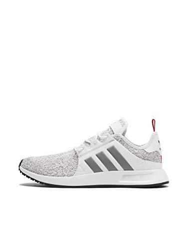 adidas Herren X_PLR Gymnastikschuhe, Weiß (Ftwr White/Grey Three F17/Scarlet), 47 1/3 EU