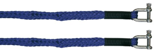 Cartrend Abschleppseil 3 Tonnen, blau