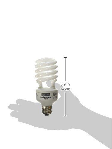 @ Exo Terra Reptile UVB 150 PT2189, Lampada per Terrario Desertico, 25 Watt miglior prezzo