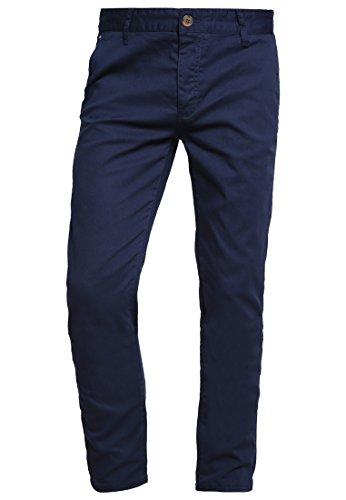 Pier One Pantalones de Hombre en colores sólidos – Pantalones Chinos de Hombre de corte Slim Fit – Pantalones Ajustados de Hombre de Estilo Casual – Pantalones Largos, Pantalón Casual