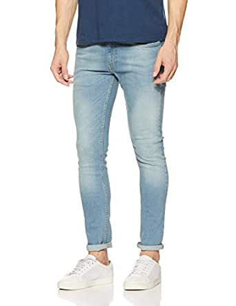 Amazon Brand - Symbol Men's Skinny Fit Stretchable Jeans