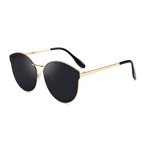 Btruely Unisex Sonnenbrille Sommer 2018 Neue Fahrbrille Polarisierte Sonnenbrille Fashion Shades Glasses Nachtsichtbrille Fahrbrille Mode Klassische Sportbrille UV-Brille (B)