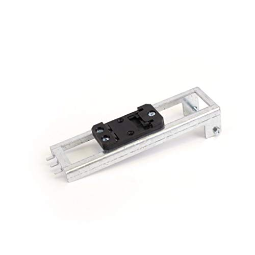 Netonix DIN-8-150-DC Rack Rail kit (Rack Rail kit, Edelstahl, 1 Stück, WS-8-150-DC) Din Rack-kit