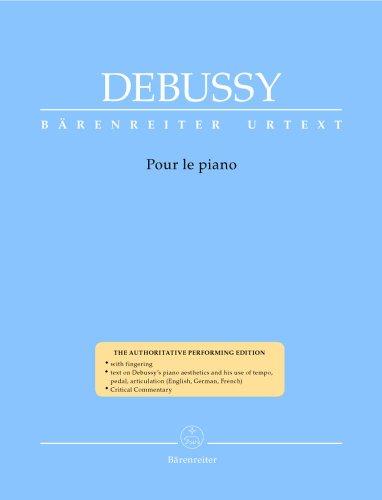 Pour le piano | Debussy, Claude (1862-1918)