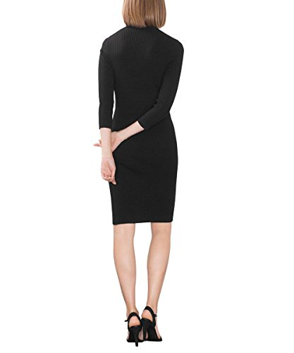Esprit 096eo1e034, Robe Femme Noir (Black 001)