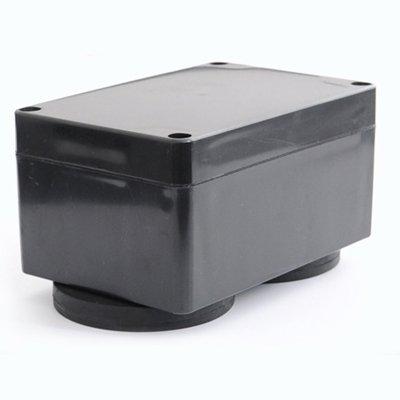 Incutex wasserdichte Magnet-Box für die GPS Tracker TK102 V3/V6, TK104, TK5000 (bis Oktober 2014) mit Akku 13.600mAh ACHTUNG GOLDKONTAKT!!! (passt nicht für Stecker)