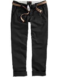 Surplus Raw Vintage Loose Fit Chino Pantalon occasionnel Pants