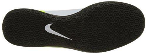 Nike Magistax Ola Ii Ic, Scarpe da Calcio Uomo Bianco (White/black-volt-wolf Grey)