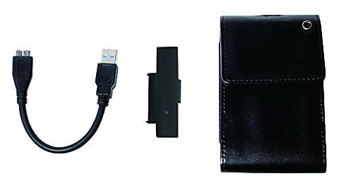 LogiLink USB 3.0 6,4 cm (2,5 Zoll) SSD/HDD Gehäuse,