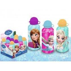 Disney Borraccia in Alluminio, Frozen La Regina di Ghiaccio 500ML