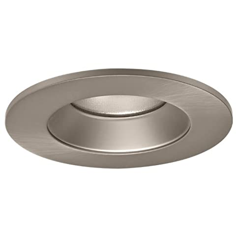 Halo Recessed TL402SNS 4-Inch LED Trim Shower Rated Solite Regressed
