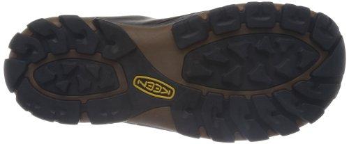 Keen Footwear Hommes Entreprises Dentelle 1009252 Cuir Butin marron Complet Grain noir ou marron Marron Complet Grain